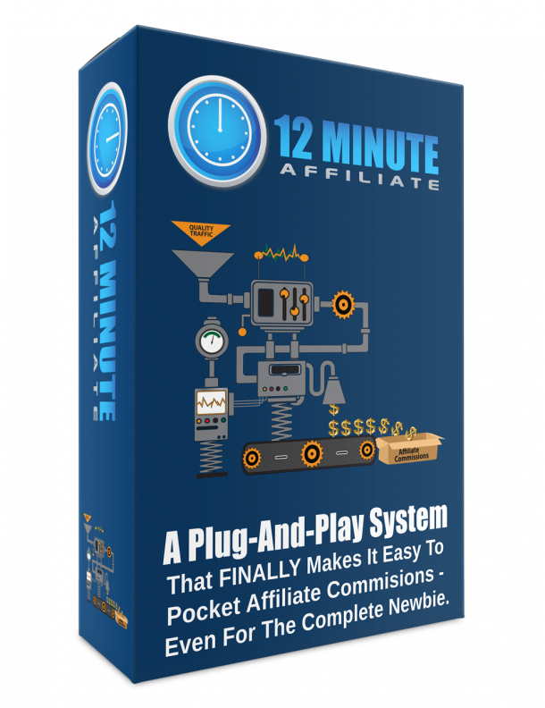 12-Minute Affiliate System