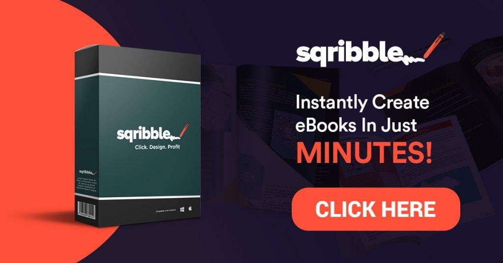 eBooks Creator Sqribble